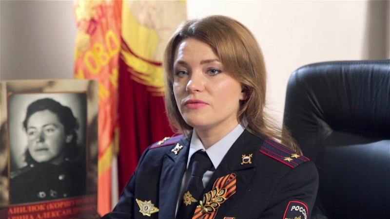 Я помню. Я горжусь. Служу России! Марина Ролдугина рассказывает о своих дедушке и бабушке (Московская область)