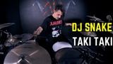 DJ Snake - Taki Taki ft. Selena Gomez, Ozuna, Cardi B Matt McGuire Drum Cover