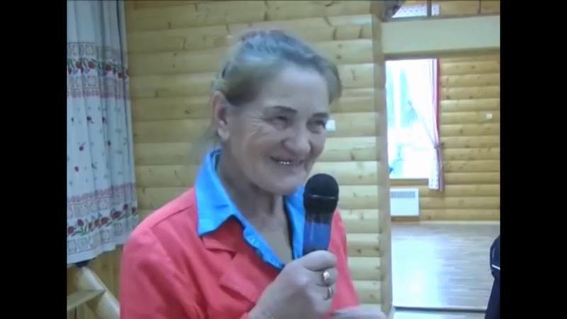 В с. Успенка отметили День пожилого человека в обновленном Доме культуры