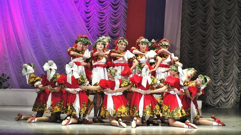 Концертная программа «Россия - Родина моя». Камышин 4 ноября 2018. 1 часть.