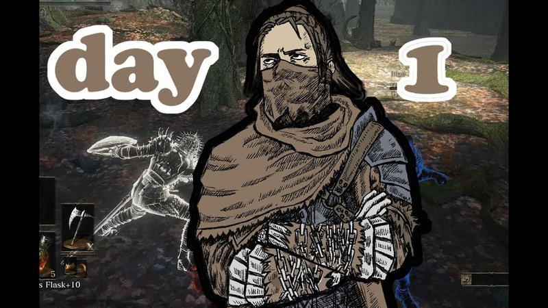 My typical day in DARK SOULS 3 - PART 1