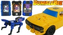 Bumblebee Movie One Step Changer Soundwave Cassette Tapes Transformers