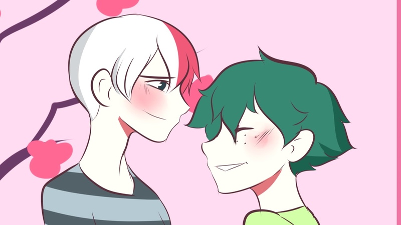 Falling In Love-Tododeku bnha   Animation meme