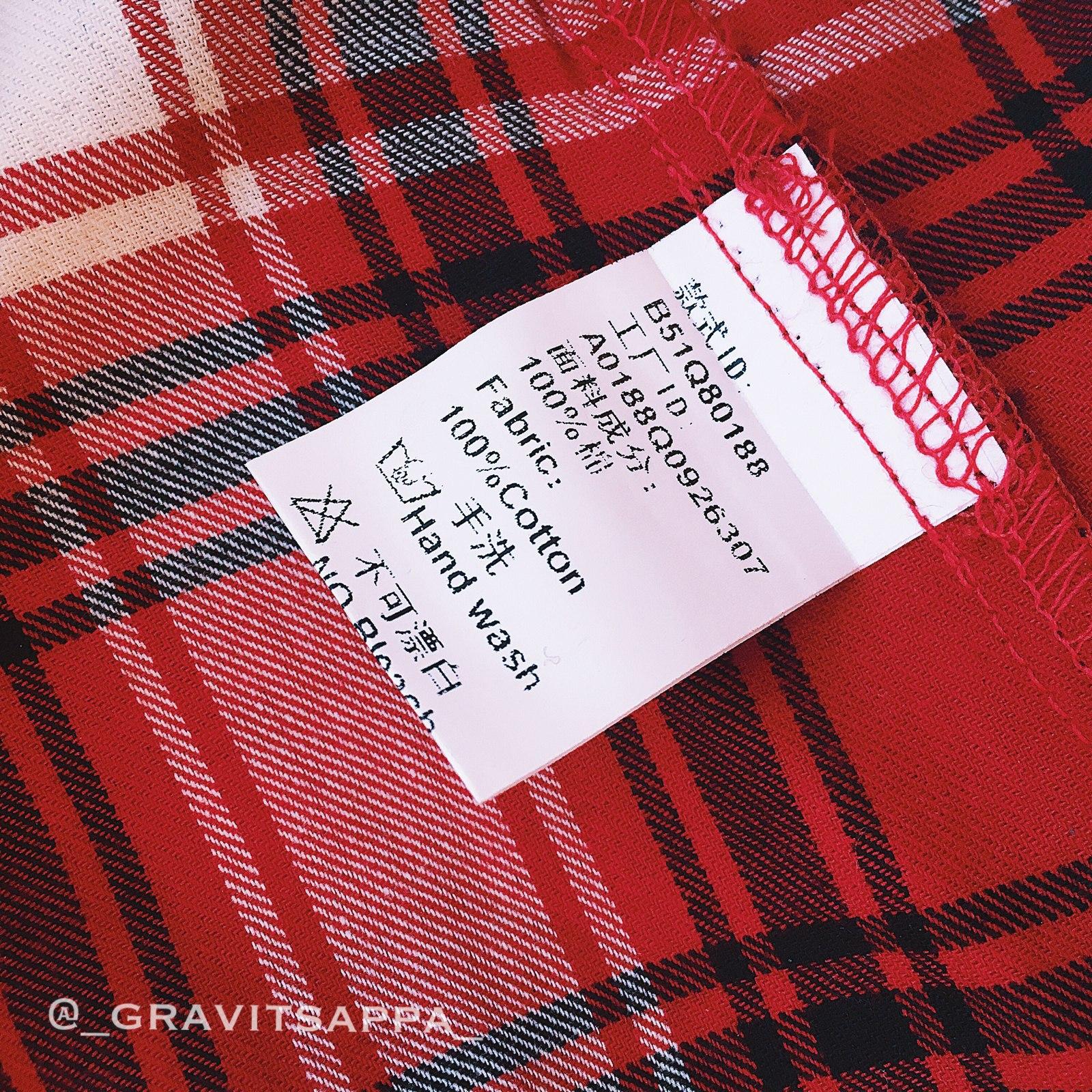 Хлопковое платье-рубашка с эффектным разрезом бренда Haoduoyi из магазина Pink Cloud Store Вообще я заказывала это плать