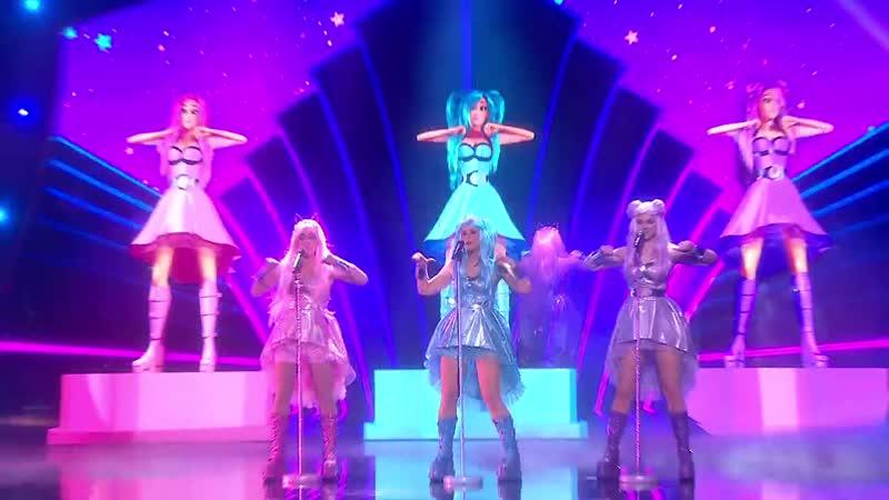 Dolly Style Habibi Melodifestivalen 16 02 2019