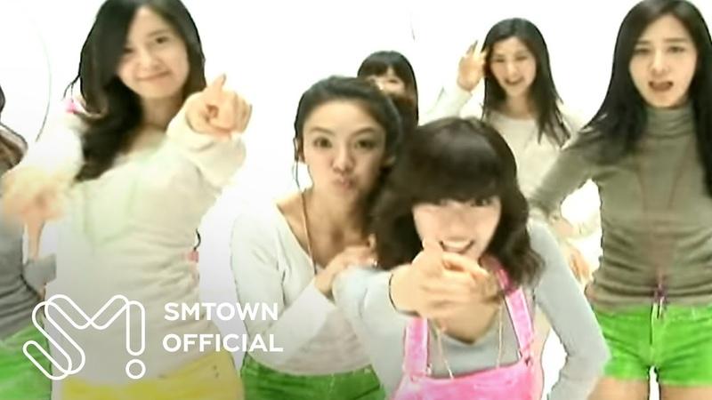 Girls' Generation 소녀시대 '힘 내! (Way To Go)' MV