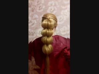 Bushel ponytail braid.mp4