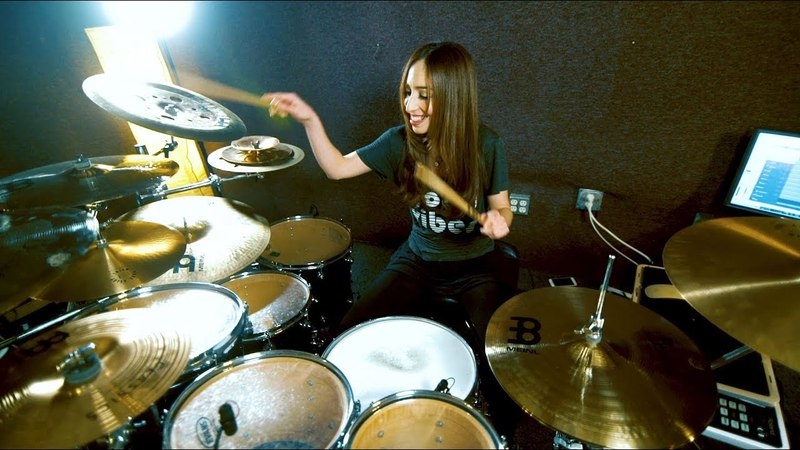 SUBLIME - WRONG WAY - DRUM COVER BY MEYTAL COHEN