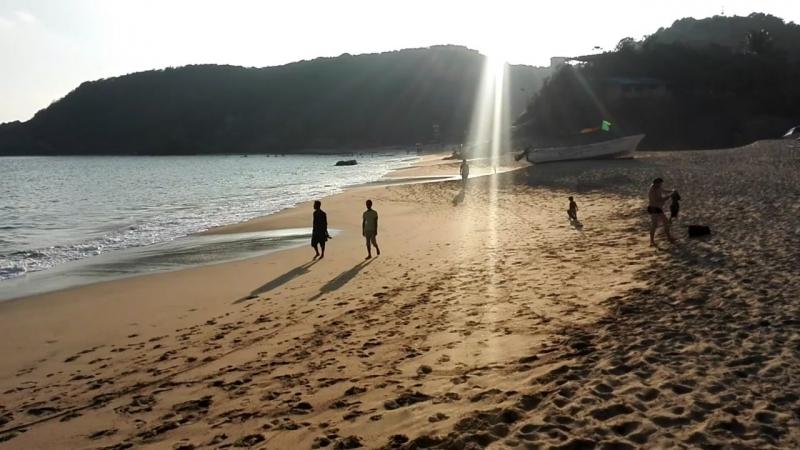 Пляжи, пляжи... Тихий океан. Мексика.