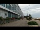 ⁉️Кто рано встает Мы!😃 6.30 начало тренировки На море Сегодня силный ветер НО с ЮГА🌎  💨Ветер разносит вдоль берега частич