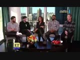Taron Egerton - Robin Hood cast interview by @etnow in New York (November 11, 2018)