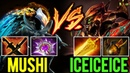 MUSHI PA vs ICEICEICE Radiance Sand King - Bloodbath Close Game