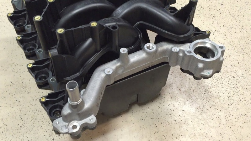 Ford Quick Tips 46 What To Inspect Everytime You Remove a 5.4L 2v Intake Manifold