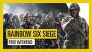 Tom Clancy's Rainbow Six Siege Play for free November 15th 19th