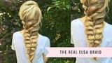The Elsa Braid by SweetHearts Hair