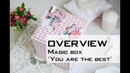 OVERVIEW Magic box minialbum You are the best / ОБЗОР Меджикбокс миник You are the best