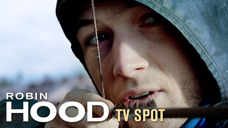 "Robin Hood (2018) TV Spot ""Revolution"" – Taron Egerton, Jamie Foxx, Jamie Dornan Ben Mendelsohn"