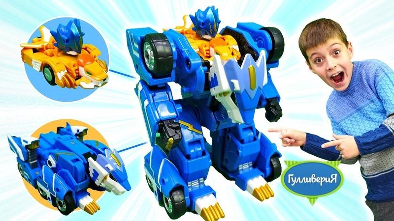 Трансформеры Роботы Монкарт ( Monkart) — Мегароиды: битва трансформеров