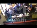 Кокорин и Мамаев избивают чиновника Минпромторга в московской Кофемании Кокорин подбе