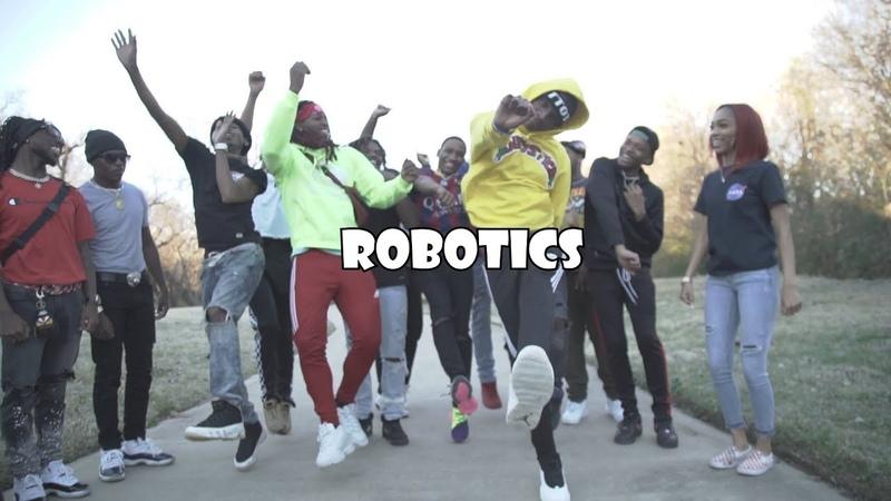 ZaeHD CEO - ROBOTICS (Dance Video) Shot By @Jmoney1041