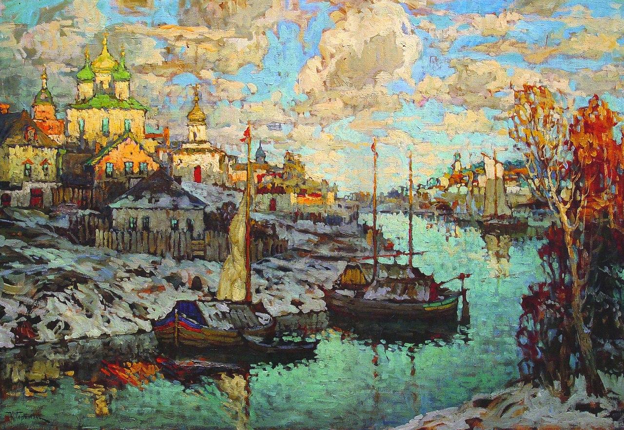 Горбатов Константин Иванович