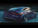 Audi RS7 Audi World Busta Rhymes Touch It Deep Remix