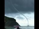 Новые захватывающие красоты от циклона «Мадина». Архипо-Осиповка. ★ Видео @lizii4.