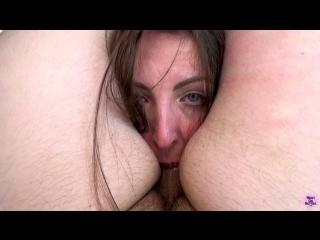 Liz Rainbow [PornMir, ПОРНО, new Porn, HD 1080, Pantyhose, Stockings, Brunette, Tattoo, Big Ass, Small Tits, Hardcore]
