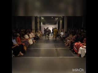 Antonio Najarro и Национальный Балет Испании на показе мод Oteyza