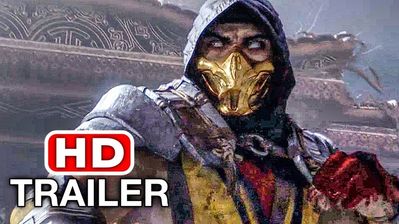 MORTAL KOMBAT 11 Trailer 2019 (The Game Awards 2018) PS4/Xbox One/PC/Nintendo Switch