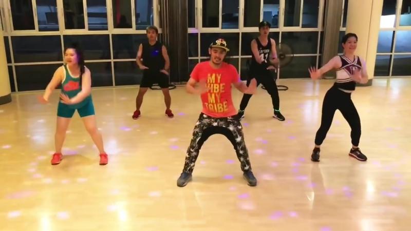 Zumba Fitness - Te Quiero Ver (Cumbia Calypso Techno) ZIN74 - Choreography by Zumba Fitness