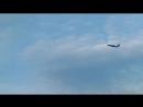 самолет над Кувандыком