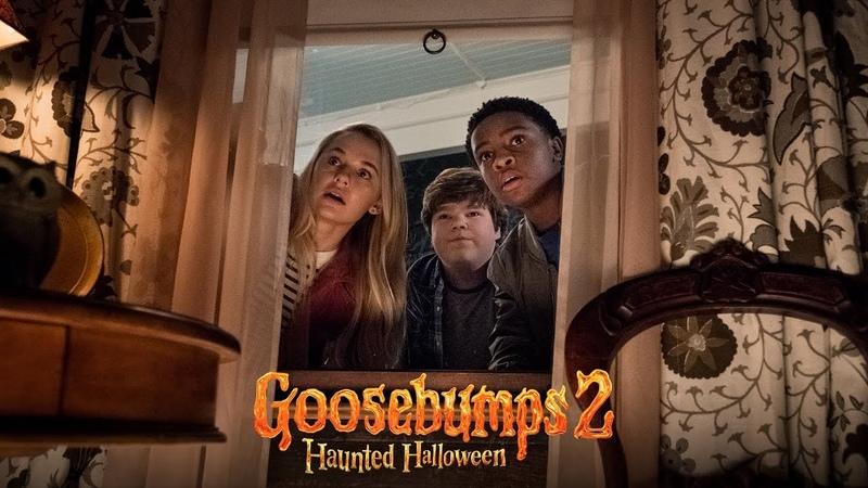 Трейлер сиквела «Ужастики 2: Беспокойный Хеллоуин»