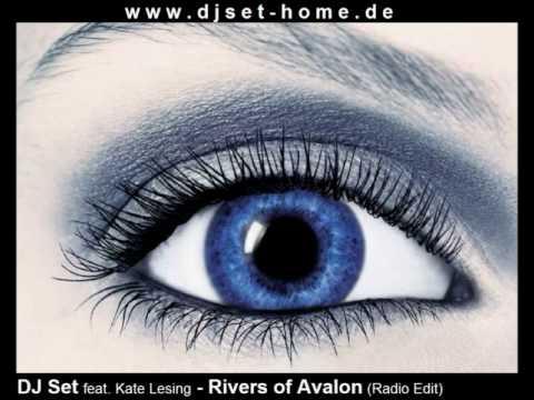 DJ Set feat. Kate Lesing - Rivers of Avalon