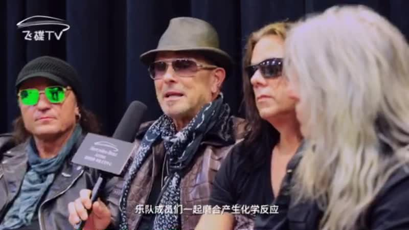 Mercedes-Benz Arena TV! Take a look at what are the craziest things that Scorpions have ever done!