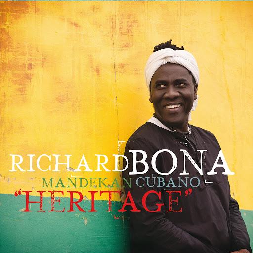 Richard Bona альбом Heritage