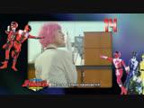 [dragonfox] Mirai Sentai Timeranger - 14 (RUSUB)