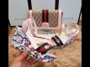 Комплект босоножки и сумка