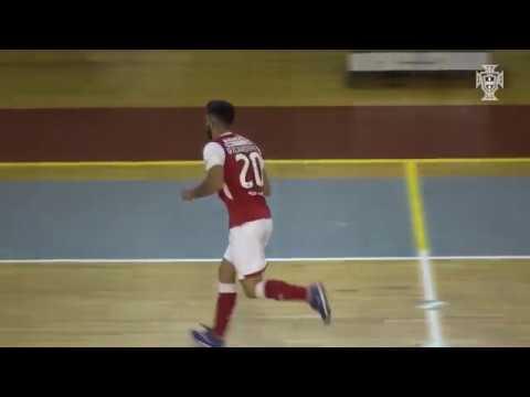 Liga Sport Zone, 5.ª jornada AD Fundão 2-3 SC BragaAAUM