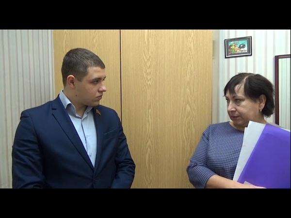 Организация бесплатного питания первоклассников школ г.Волжского