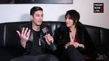 Palaye Royales Sebastian Danzig Talks Evolution, Corey Taylor, New Era &amp New Music