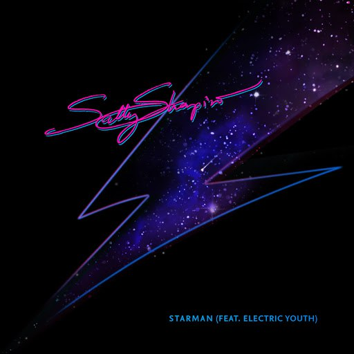 Sally Shapiro альбом Starman (feat. Electric Youth)