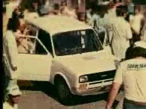Fiat 147: Comercial Antigo 1976 (Brasil)