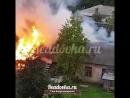 Два человека погибли при пожаре ранним утром в Смоленске