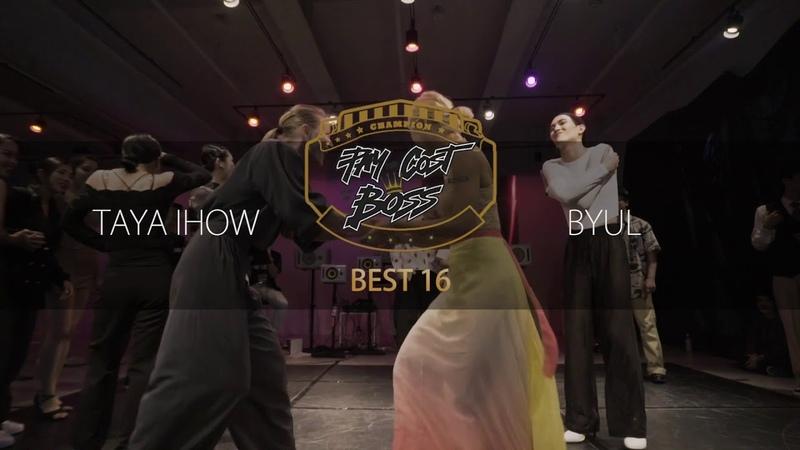 Taya vs Byul | PTC2B Korean prelim