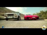 Pique Renault 4 vs Mercedes AMG y Ferrari F43