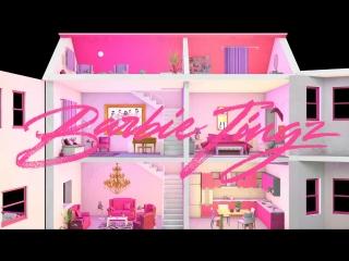 Премьера. Nicki Minaj - Barbie Tingz (Lyric Video)