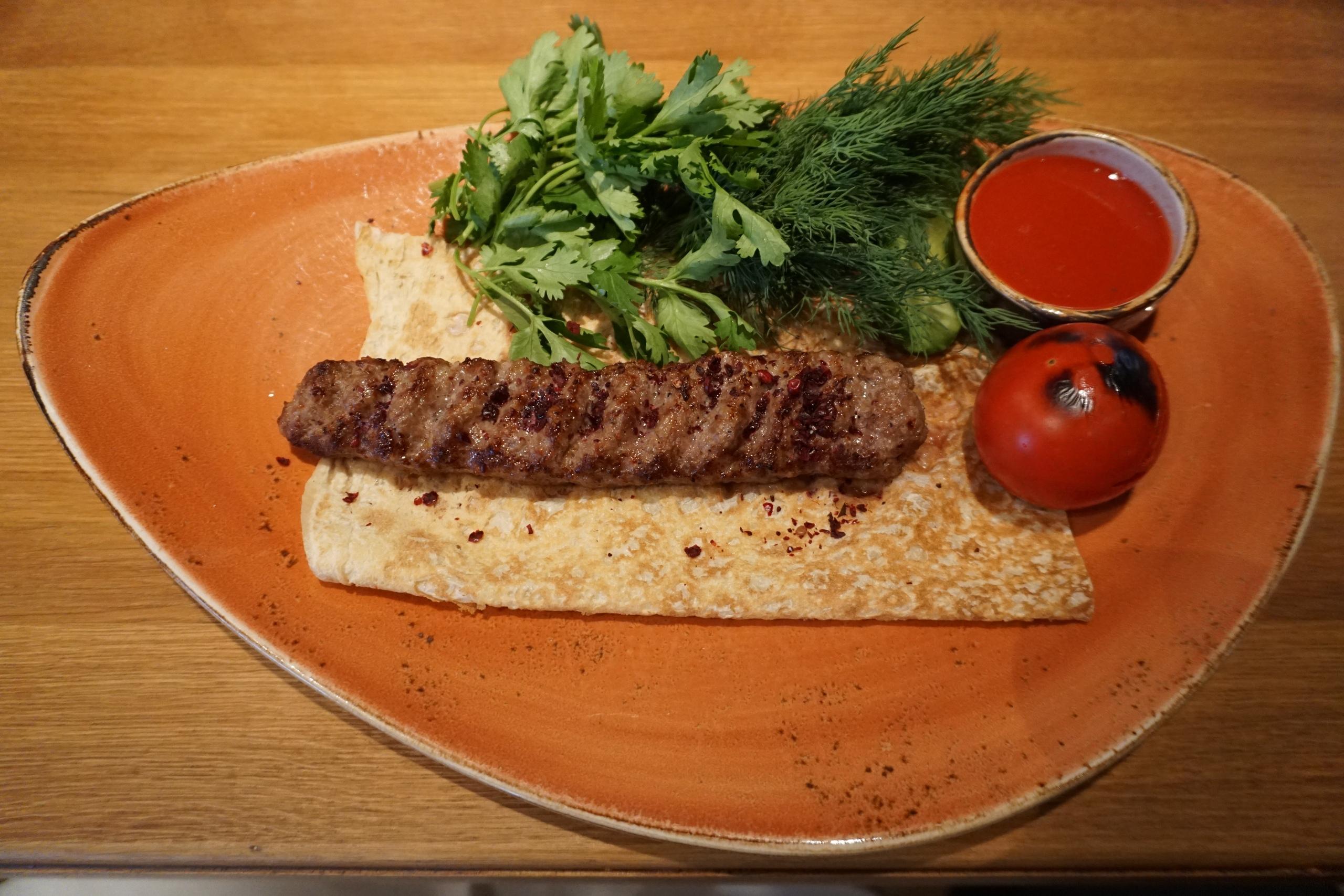 Ресторан кавказской кухни 5642 Высота - ресторан, в котором нет выбора