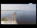 20 07 2018 Проезд по петербургской дамбе ограничат 22 и 29 июля