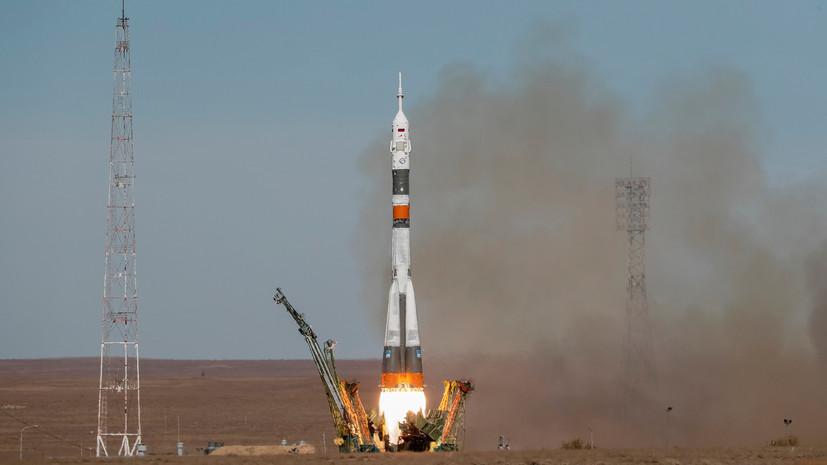 В «Роскосмосе» назвали возможную причину аварии «Союза МС-10»